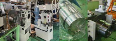 コストダウンを実現する中古機械・部品の取扱い