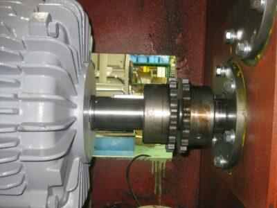 減速機の油漏れの改善