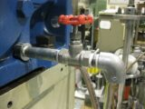 減速機の潤滑油交換
