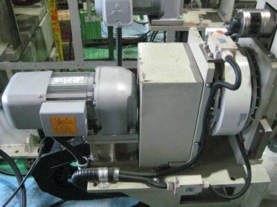 巻取機のサーボモータ化